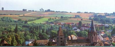 Campagne alsacienne